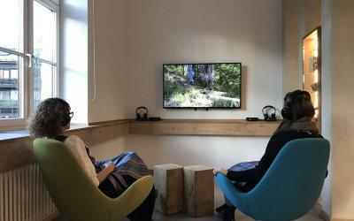 Oberstaufen TV im Haus des Gastes