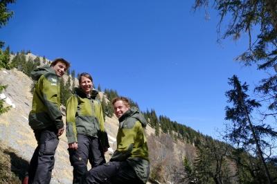 Gruppenbild Ranger