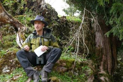 Ranger unterwegs: Alte Bäume