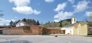 Bild Kirche-Gemeindehaus Heilig Geist