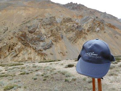 Irgendwo im Nirgendwo im Himalaya die Oberstaufen Basecap