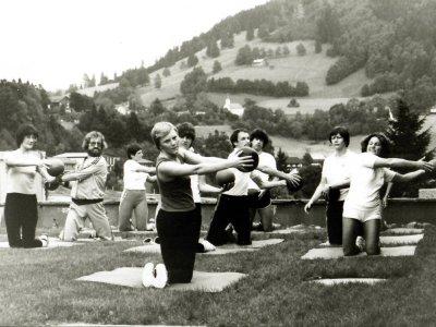 Gesundheit und Bewegung