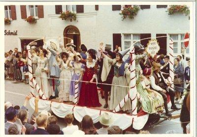 Festumzug 1968