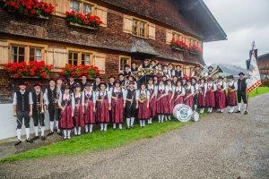Blasmusik Oberstaufen 2018