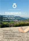 Plakat Tourismustag