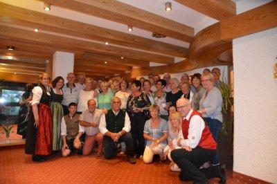 Gästeehrung Juli 2018 - Hotel Tyrol