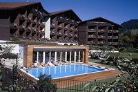 Lindner Parkhotel ****S in Oberstaufen