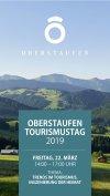 Einladung Tourismustag 2019