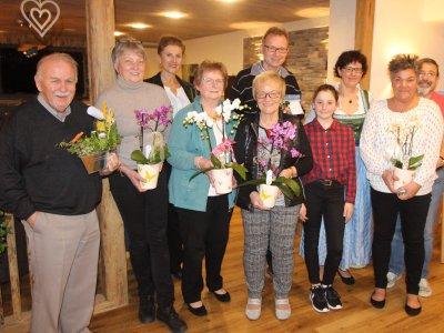 Gästeehrung Kronenhof März 2019