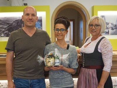 André und Mandy Knäblein aus Ruddstadt