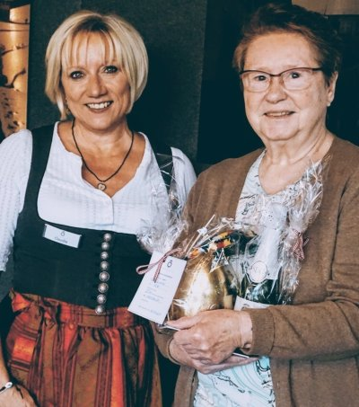 Inge Lindner aus Köln