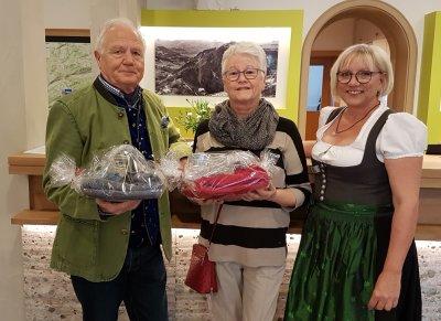 Ursula und Holger Rohrsen aus Achern