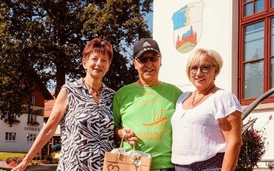 Rita und Heinz Löffler aus Hausen