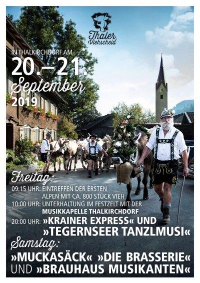 Viehscheid Thalkirchdorf 2019