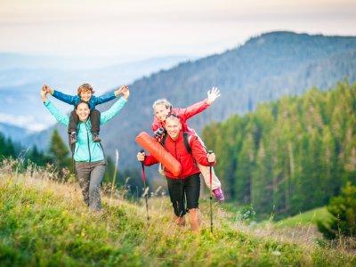 Familienurlaub in Oberstaufen