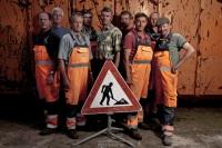 Das Bauhof-Team von Oberstaufen