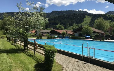 Freibad Thalkirchdorf - mit Oberstaufen PLUS inklusive