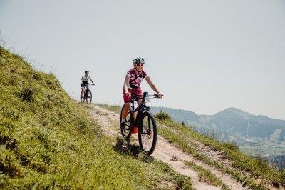 Biketour rund um Oberstaufen