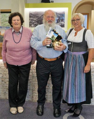 Hildegard und Antonius Maria Grüber aus Göttingen