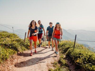Wandern rund um Oberstaufen