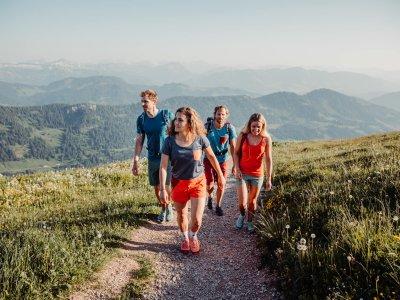 Wandertouren in Oberstaufen