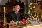 Theo Waigel liest die Schwäbische Weihnacht