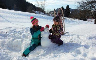 Urlaub auf dem Bauernhof in Oberstaufen