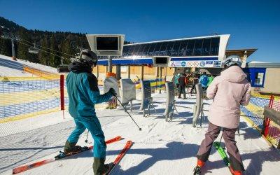 Imbergbahn Steibis Skiarena