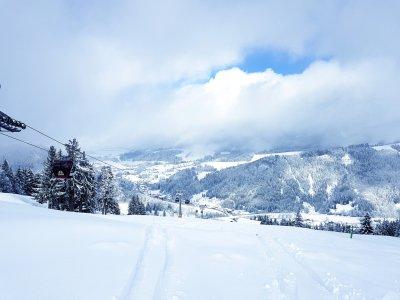 Hündlebahn im Winter