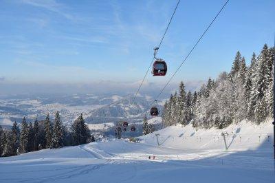 Die Imbergbahn im Winter