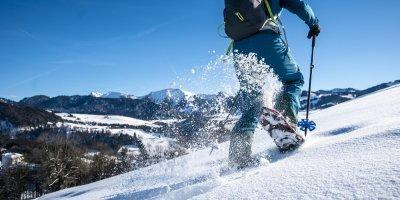 Oberstaufen Schneeschuh