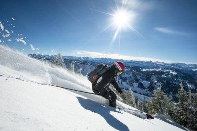 Hochgrat Skifahren