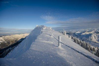 Hochgrat Winter