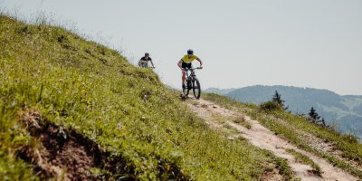 Biken in Oberstaufen