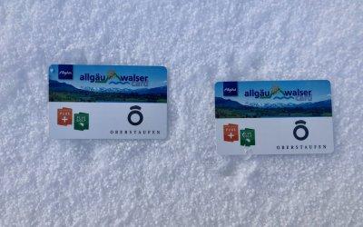 Oberstaufen PLUS Karte Winter