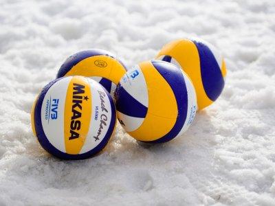 Deutsche Meisterschaften im Snow-Volleyball in Oberstaufen