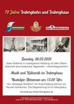 70 Jahre Imbergbahn und Imberghaus