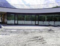 Baumaßnahme Langlaufstadion 12.05.2020
