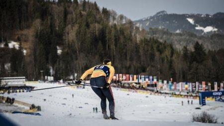 Langlauf Weltcup in Oberstdorf