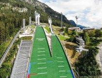 Baumaßnahme Skisprungstadion 14.08.2020