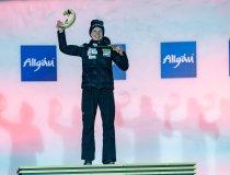 Ema Klinec (SLO), World Champion 2021 Skijumping NH Individual