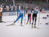 Sigrun KLEINRATH (AUT) competes during Nordic Combined Women Individual Gundersen NH/5km