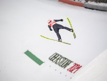 Markus Eisenbichler (GER) competes in the Men Normal Hill Individual
