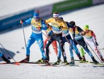 Sebastian EISENLAUER (GER) competes in the Cross Country Men Team Sprint