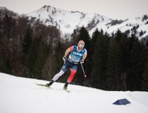 Martin Johnsrud SUNDBY (NOR) competes in the Cross Country Men 15.0 km Interval Start Free