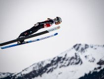 Juliane SEYFARTH from Germany competes in the Ski Jumping Women Large Hill Individual