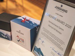 Junghans Award Normal Hill Women