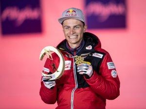World Champion Johannes LAMPARTER (AUT)