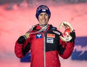 World Champion Stefan Kraft (AUT)