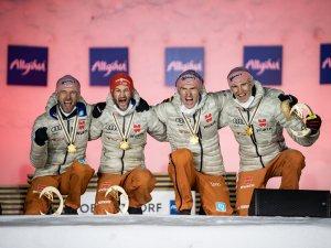Gold medal winner Team Germany